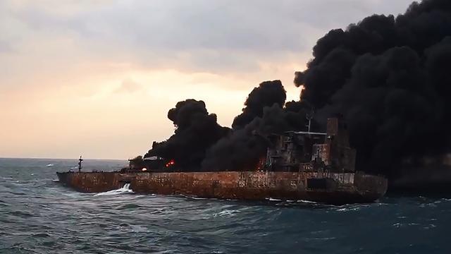 Dode opvarenden van bij China brandende Iraanse olietanker gevonden