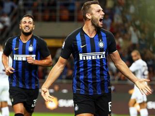 Ploeg uit Milaan speelt met 2-2 gelijk tegen Torino