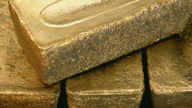 Goudprijs herstelt weer wat