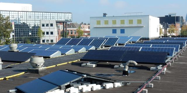 Alfa-college start opleidingscentrum zonne-energie