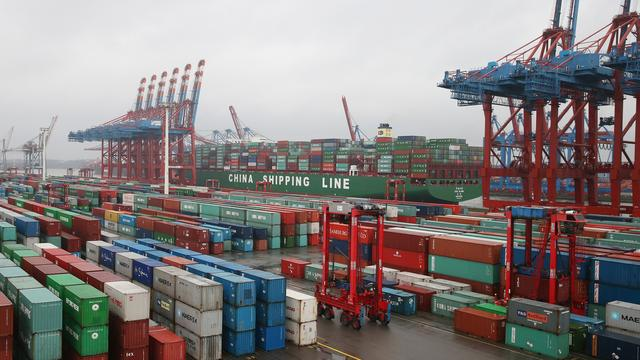 Duitse export stijgt in augustus flink