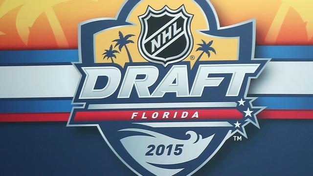 Nederlandse ijshockeyer Sprong als 46e gekozen in NHL-draft
