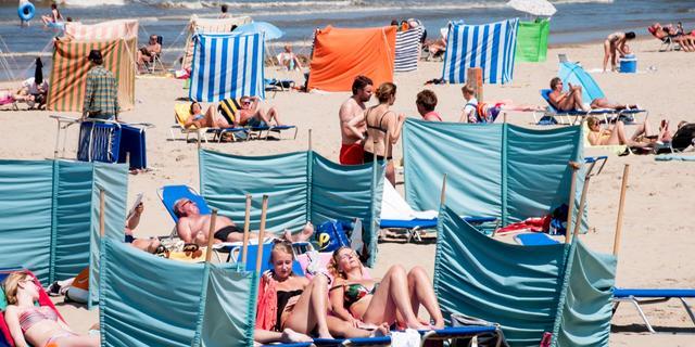Eerste lokale zomerse dag van Nederland in Limburg en Zuid-Holland