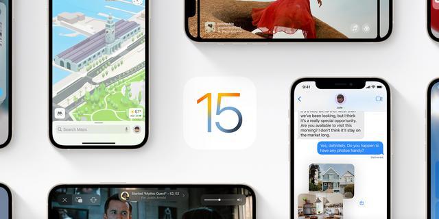 Deze vernieuwingen voegt Apple met iOS 15 toe aan je iPhone