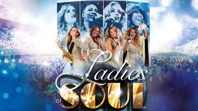 Ladies of Soul in Ziggo Dome Amsterdam van 42 euro voor 35 euro
