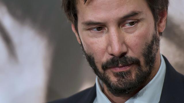 'Keanu Reeves lastiggevallen door The Matrix-fan'