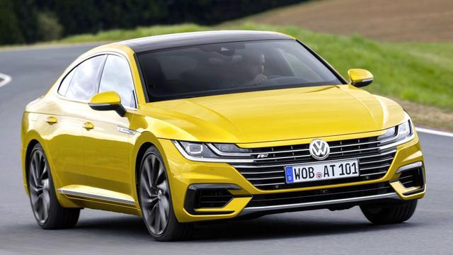 Rij-impressie Volkswagen Arteon