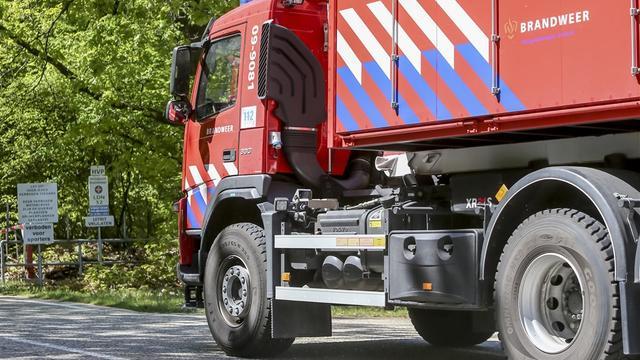 Gedetineerde raakt gewond bij brand in Haagse gevangenis