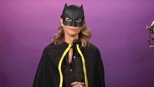Jodie Foster en anderen 'doen auditie' voor rol van Batgirl