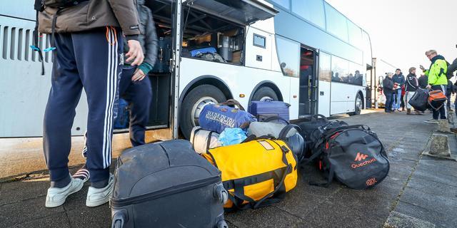 Vindicat-studenten weer terug in Groningen na skivakantie in Noord-Italië