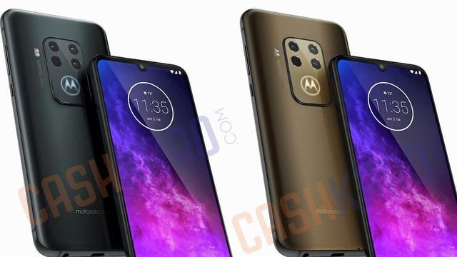 'Nieuwe Motorola One Pro heeft vier camera's op de achterkant'
