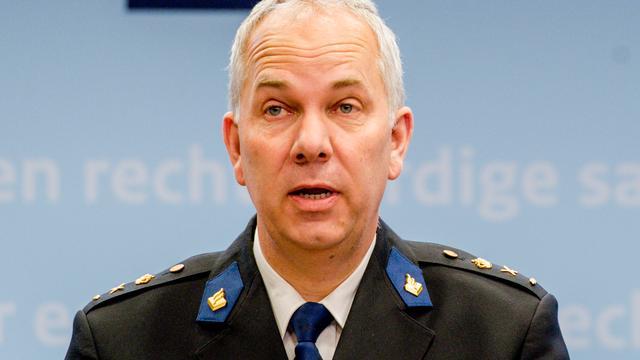 'Korpschef Amsterdam nieuwe coördinator terrorismebestrijding'