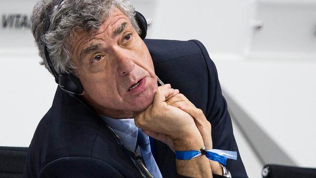 FIFA legt prominente bestuurder Villar boete op