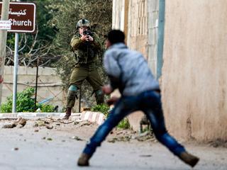 Militairen zochten verdachte van doodschieten rabbijn