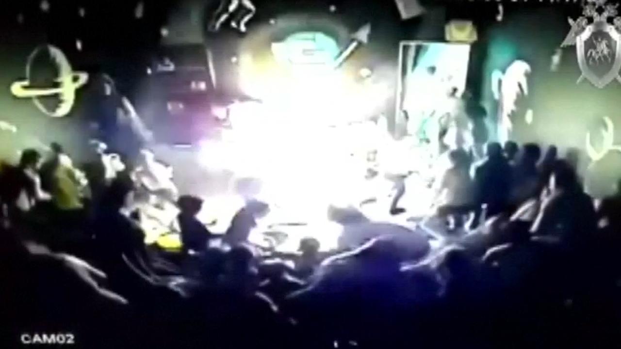 Steekvlam verwondt kinderen tijdens show in Rusland