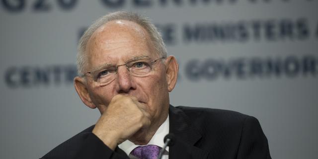 Duitse minister van Financiën positief over hervormingen Griekenland