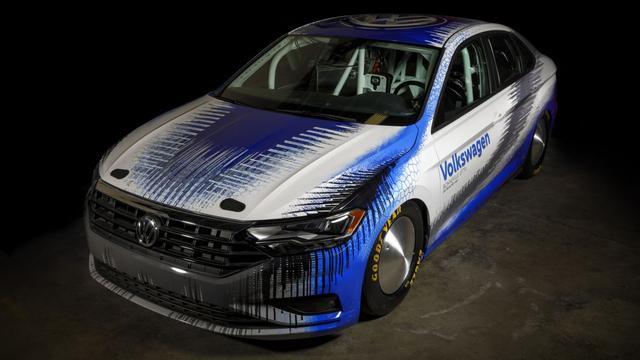 Volkswagen aast op snelheidsrecord met aangepaste Jetta