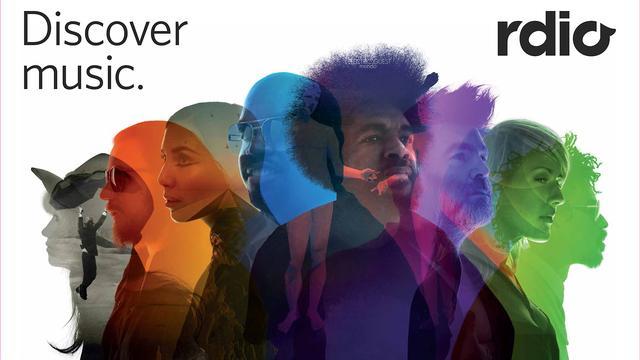 Muziekdienst Rdio gaat abonnementen vanaf 23 november stopzetten