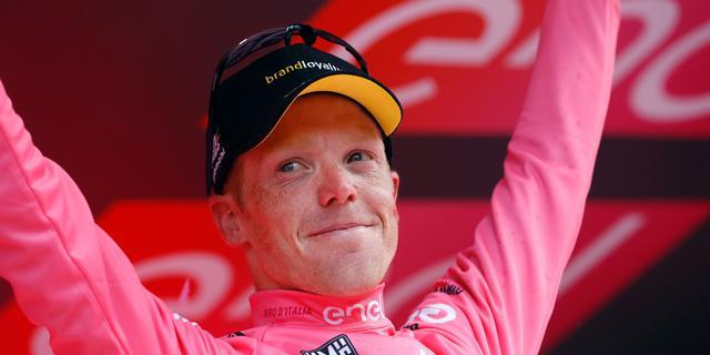 Kruijswijk blij dat hij energie kon sparen in zeventiende Giro-rit