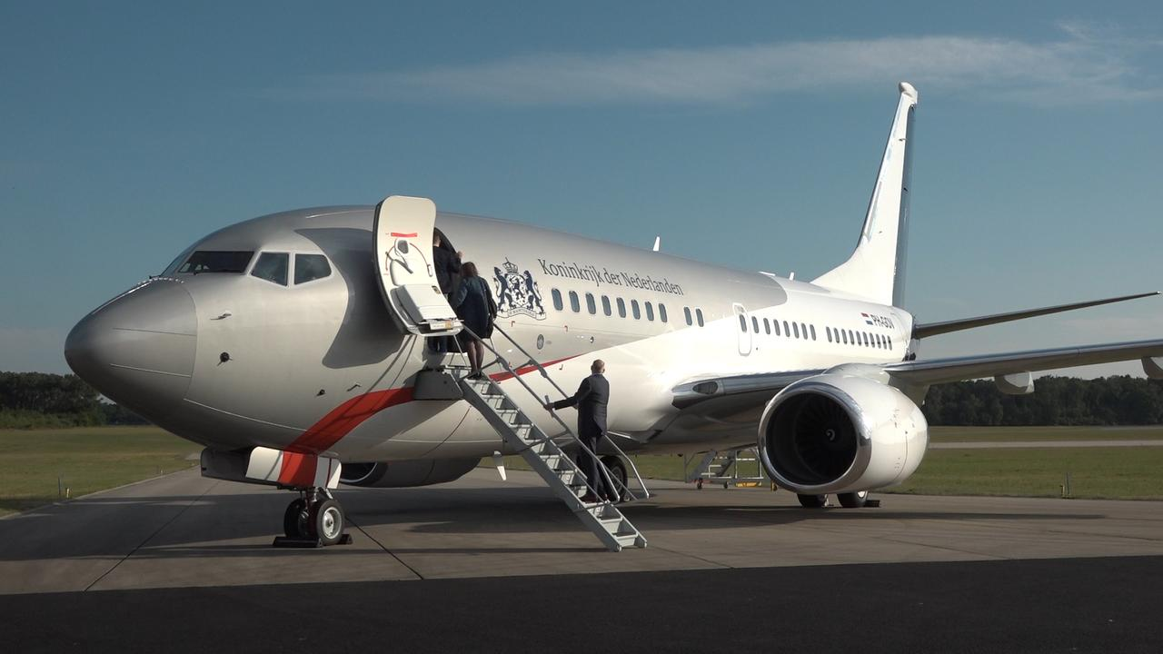 In dit vliegtuig vliegt koning Willem-Alexander vanaf nu rond