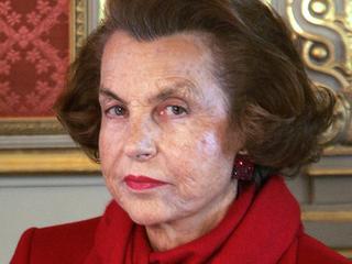 Bettencourt gold als een van de rijkste vrouwen van de wereld