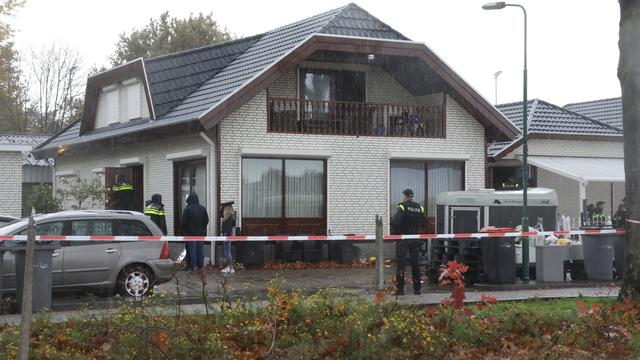 Politie arresteert 'kopstukken criminele familie' op woonwagenkamp in Oss
