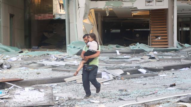 Zeker tientallen doden en 2.700 gewonden bij explosie in Libanon