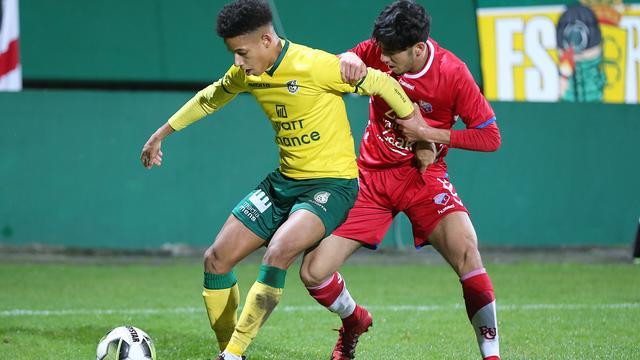 Samenvatting Fortuna Sittard-Jong FC Utrecht (3-1)