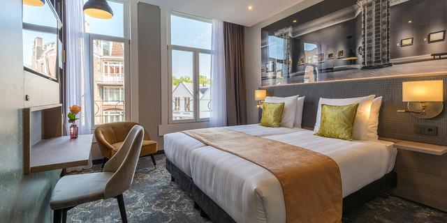 Overnachting bij Apollo & Leonardo hotels inclusief ontbijt: Nu 79 euro