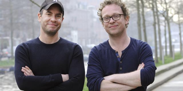 Jeroen van Koningsbrugge en Dennis van de Ven werken mee aan nieuwe serie