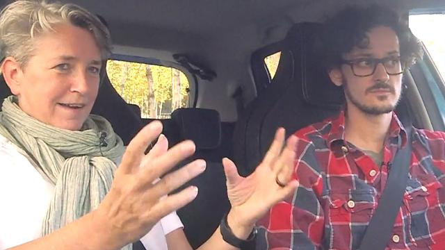 In de auto: 'Mens maakt technologie soms racistisch'