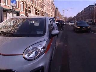 'Waar moeten milieuvriendelijke auto's staan?'