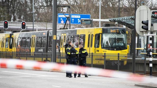 Meerdere personen gewond geraakt bij schietpartij in tram Utrecht