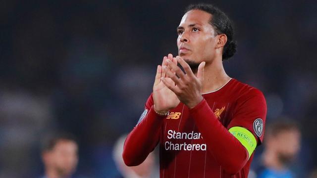 Titelverdediger Liverpool mede door fout Van Dijk onderuit in CL