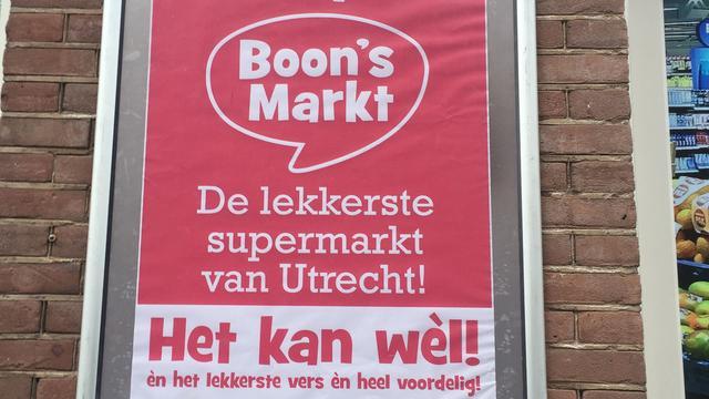 Boon's Markt op Ganzenmarkt eerste nachtwinkel in Utrecht