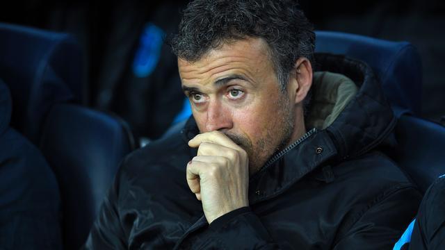 Luis Enrique twijfelt over toekomst bij FC Barcelona