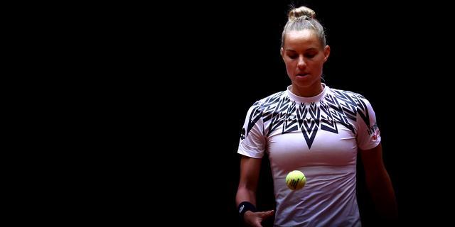 Rus onderuit tegen Kvitova, Raducanu verliest eerste partij na US Open-zege