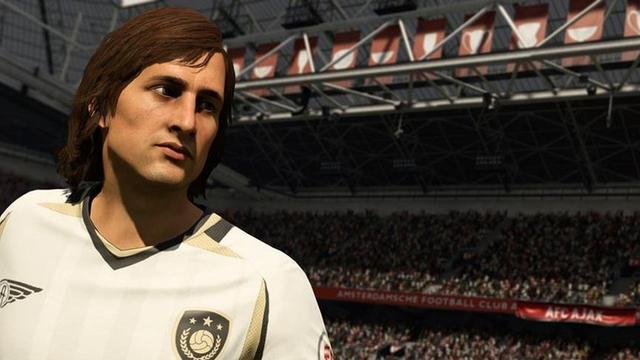 Cruyff Foundation niet blij met lage waardering Cruijff in FIFA 19