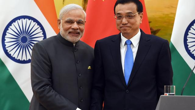 Tientallen deals tussen China en India ondertekend