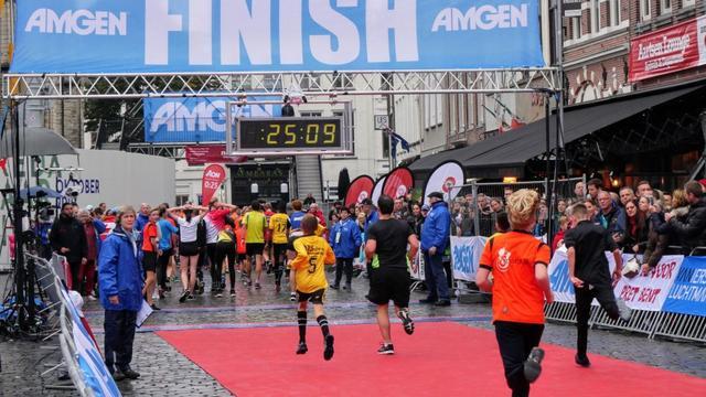 Bijna 19.000 deelnemers voor 34e editie van Bredase Singelloop
