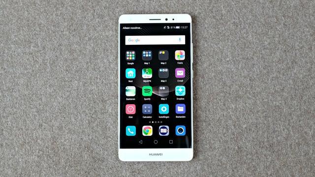 'Huawei werkt aan eigen alternatief voor Android'