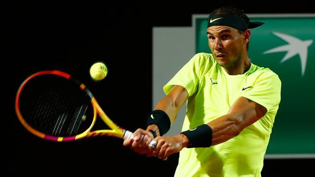 Nadal eenvoudig langs Lajovic in Rome, meer tegenstand voor Djokovic