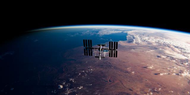 Foutje van Russische module haalde internationaal ruimtestation kort uit balans