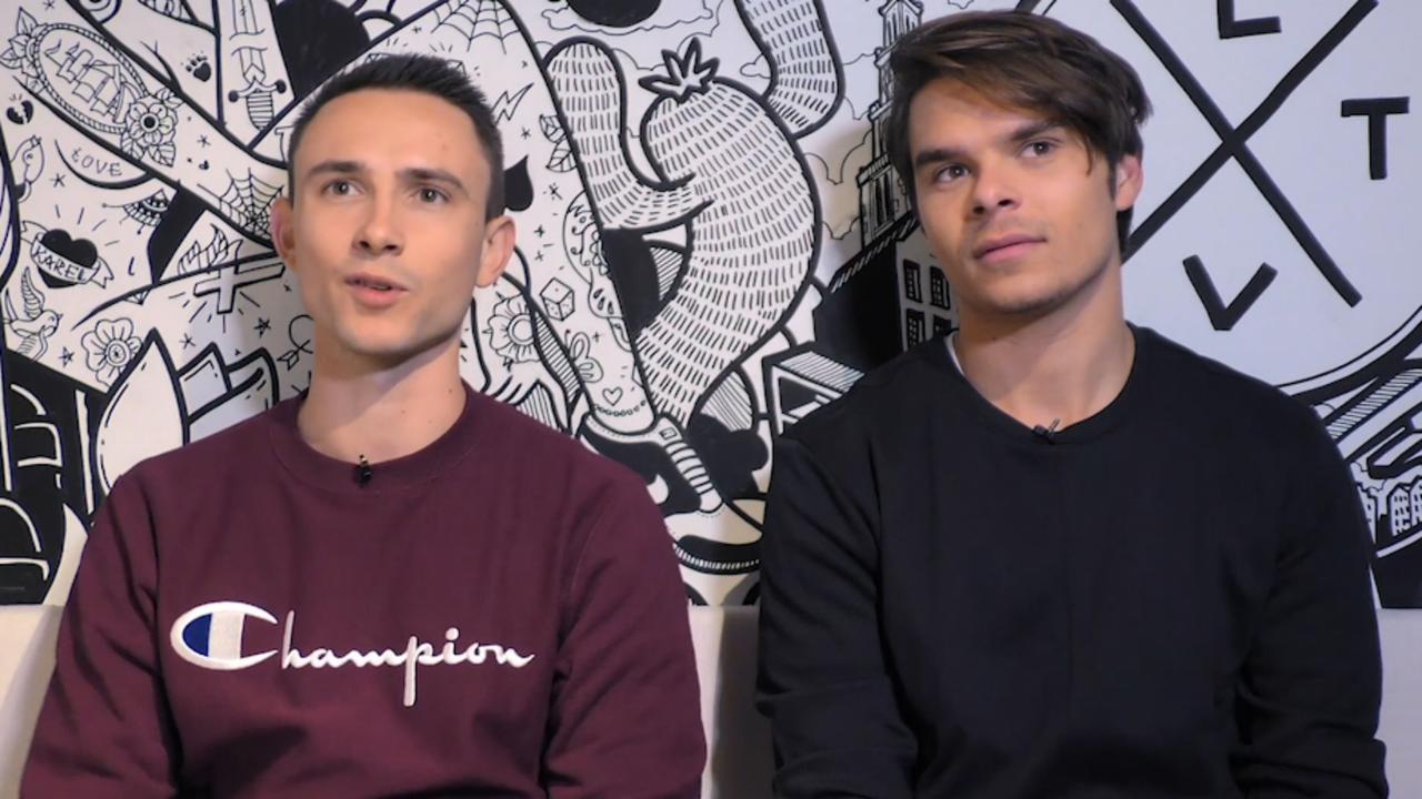 Dj's Lucas & Steve zien Martin Garrix als favoriet voor 'populairste dj'