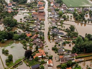 Overstromingen Limburg