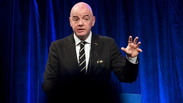 FIFA wil aantal huurlingen zo snel mogelijk beperken