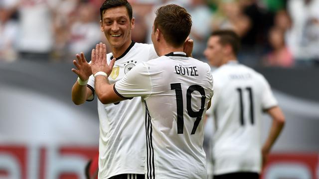 Duitsland krijgt Slowakije als tegenstander bij laatste zestien