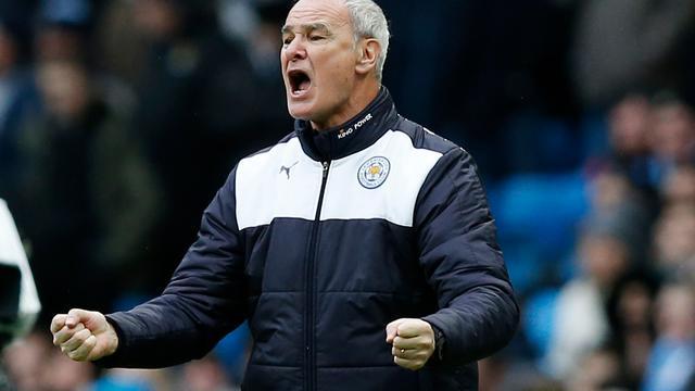 Ranieri vindt koppositie Leicester City 'te gek voor woorden'
