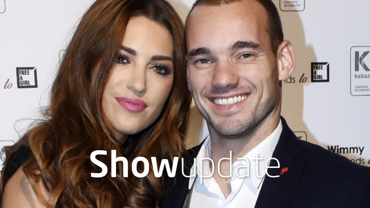 Show Update: Yolanthe Sneijder-Cabau plaatst waarschuwing op Instagram