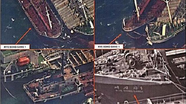 China ontkent olieleveranties aan Noord-Korea